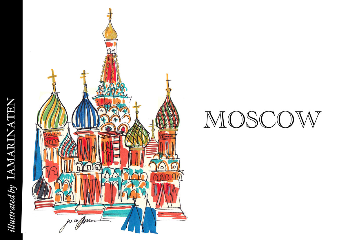 FORM(illustrated by IAMARINATEN)_moscow