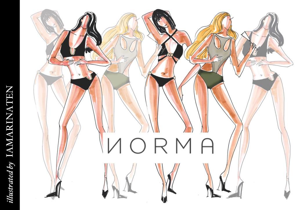 Norma Illustration #1