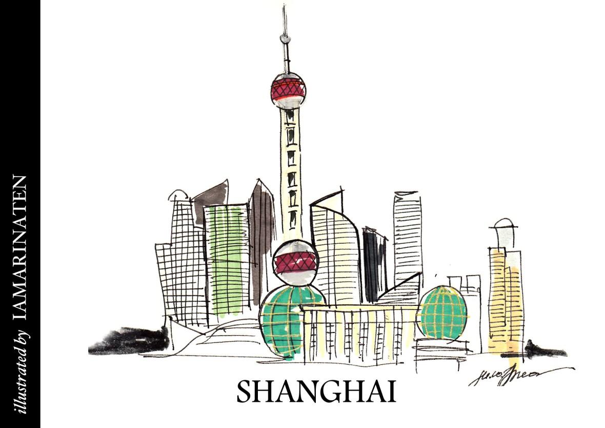 shanghai city 2015